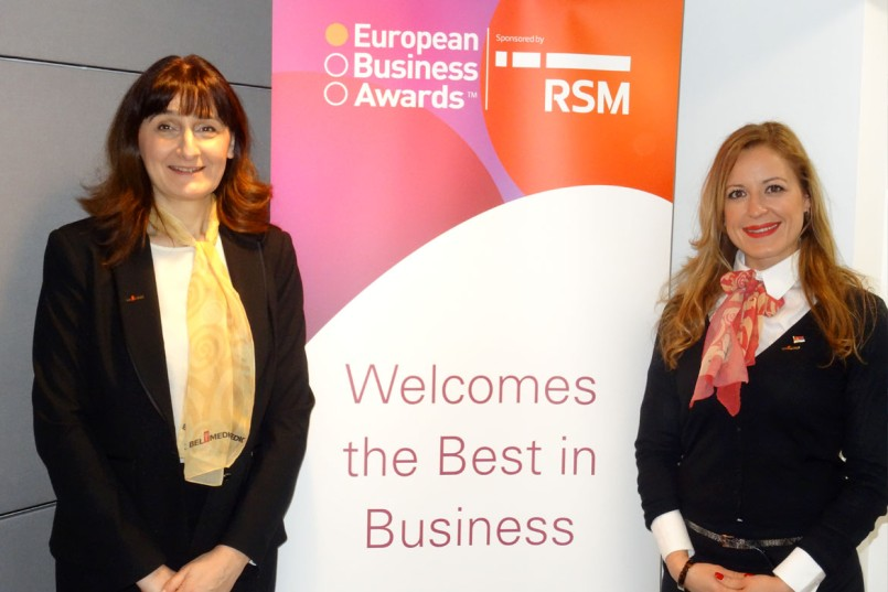 """European Business Awards"" - proud of what we are!"